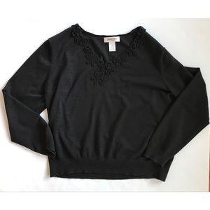 Judith Hart Sweater.        1X